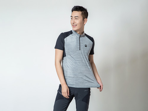 夏季男士吸湿速干T恤MTSJ92306