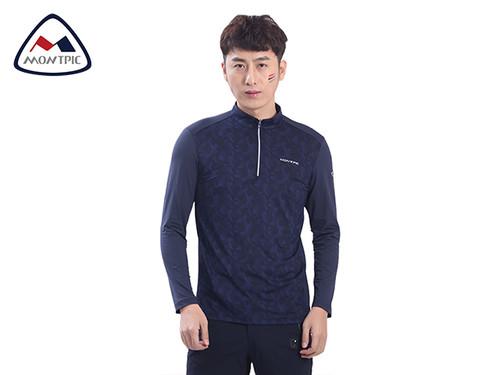 春季男吸湿速干T恤MTSA91101