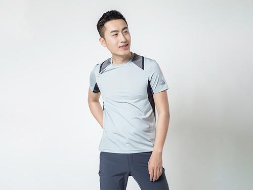 夏季男士吸湿速干T恤MTSJ92315