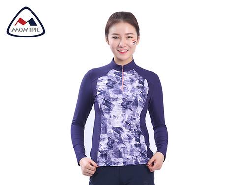 春季女吸湿速干T恤WTSA91202