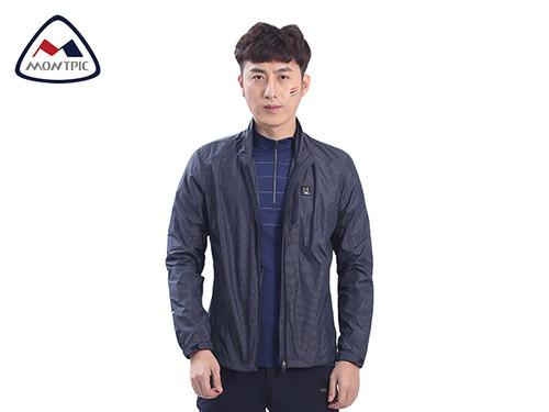 春季男防风防水皮肤衣MJKV91110