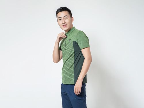 夏季男士吸湿速干T恤MTSJ92304