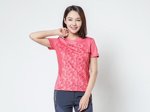 夏季女士吸湿速干T恤WTSA92405