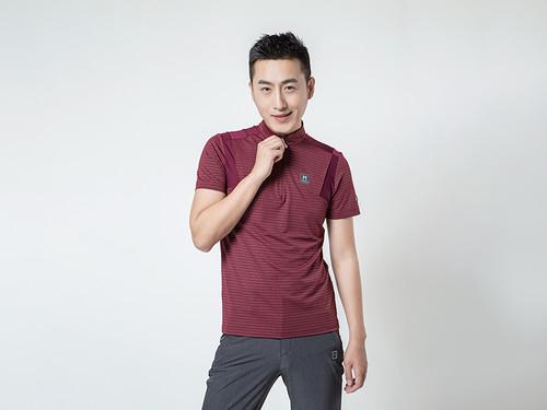夏季男士吸湿速干T恤MTSJ92302