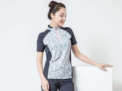 夏季女士吸湿速干T恤WTSA92401