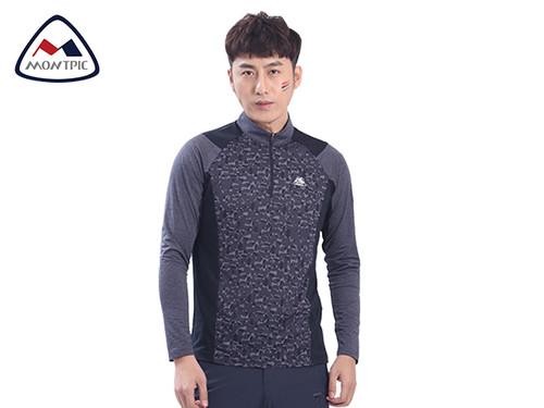 春季男吸湿速干T恤MTSA91109