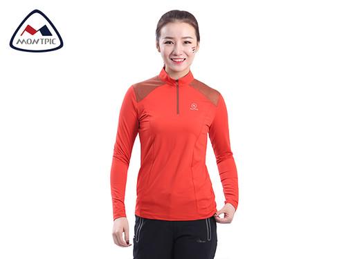 春季女吸湿速干T恤WTSA91201
