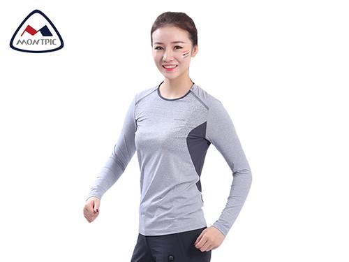 春季女吸湿速干T恤WTSJ91204