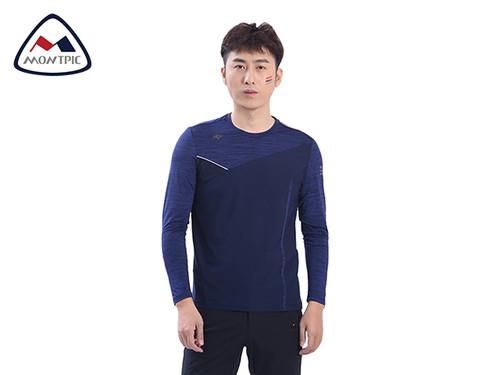 春季男吸湿速干T恤MTSJ91106