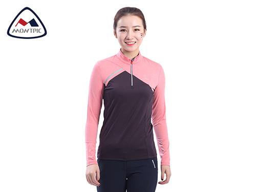 春季女吸湿速干T恤WTSJ91203