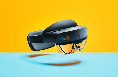 HoloLens 2  (现货   现时仅需5000元就可享受Demo开发服务)