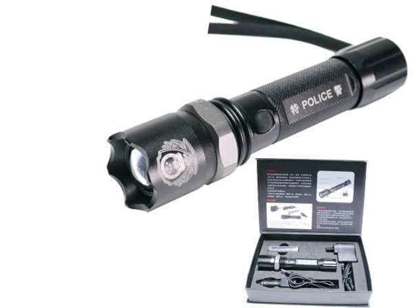 High-power Flashlight 爱国号强光电筒