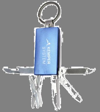 5in1 keychain 五合一多功能匙牌