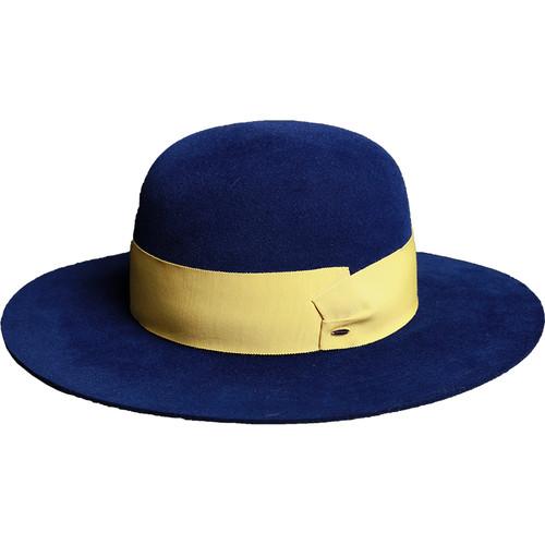 帽仕汇进口兔毛毡礼帽19184105015