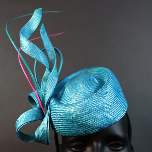 帽仕汇高级头饰--海藻11180306029