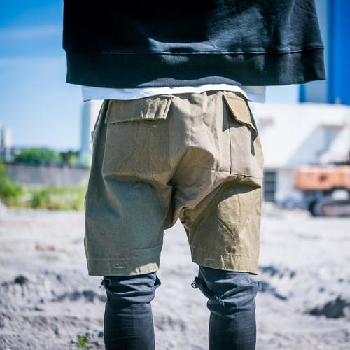 inner alchemy ww2 short pants