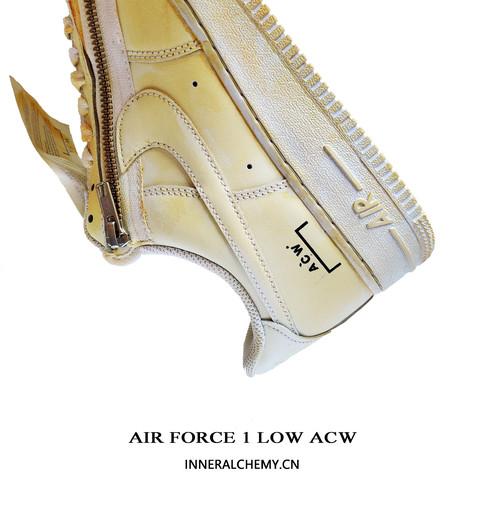inneralchemy AF1 ACW(橙色)