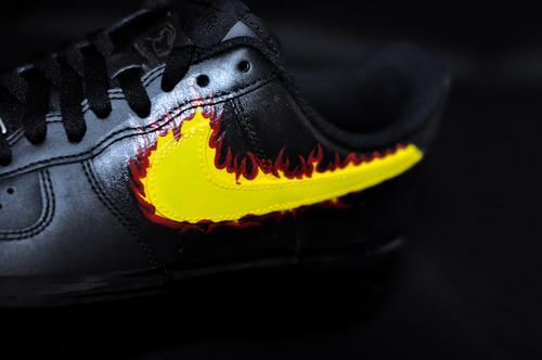 inner alchemy fire swoosh ccp sole air force 1
