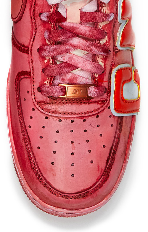 """inneralchemy CNY """"PEACE IS A BLESSING"""" AF1(温感变色)得物APP首发款"""