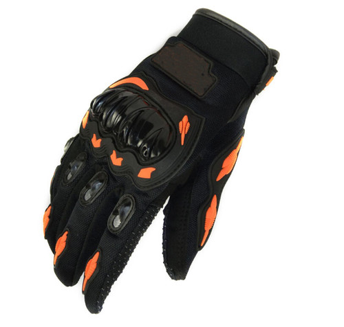 2019 New Wholesale Full Finger Motorcycle Gloves Cycling Gloves