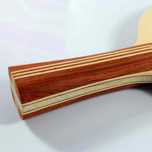 custom table tennis hinoki candlenut wood blade racket racquet bat paddle professional carbon