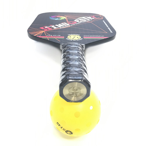 SINOWESTER Superman S Edgeless Composite Pickleball Paddle | Polymer Honeycomb Core|USAPA APPROVAL