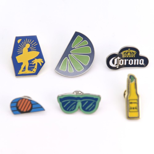 metal butterfly promotional soft enamel wholesale keychain pins metal custom logo lapel pin medal k