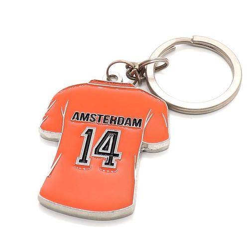oem sgs approved promotional enamel wholesale keychain personalised keyring custom key rings metal b