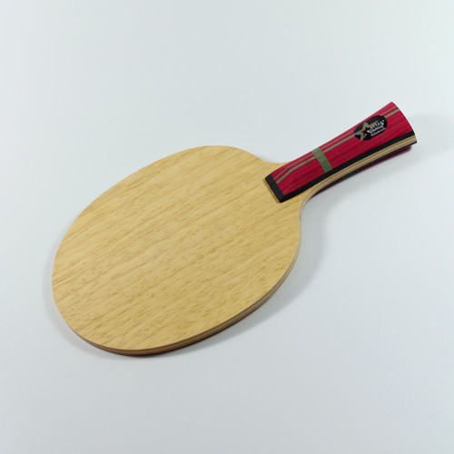 custom table tennis hinoki koto candlenut wood blade racket racquet bat paddle professional carbon