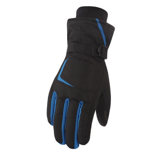 Men and women touch screen ski gloves