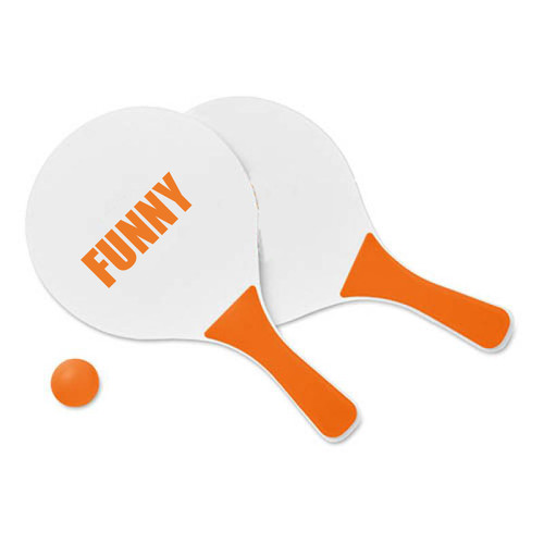 Wholesale Customized Outdoor Sports Beach Racket