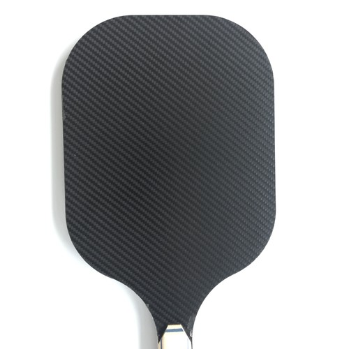 Sinowester Pickleball Paddle|Rainbow 3G Rim Carbon Paddle| Polymer HoneyComb Core|USAPA Approval