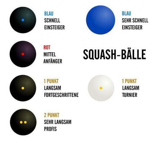 Sinowester Squash Ball