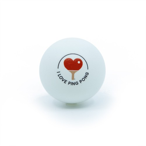 Sinowester Φ40 seamless Hard 1Star 2Star 3Star Celluloid Pingpong Balls with OEM