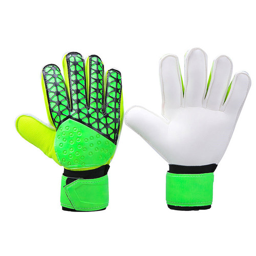 Sinowester Promotional Finger Protection Football Soccer Goal Keeper Gloves
