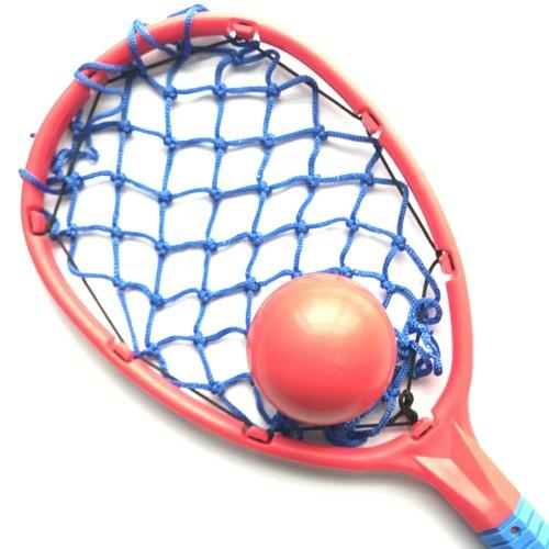 Sinowester Promotional Eco-friendly Sport Toy Plastic Tennis  Paddle Bat Sets