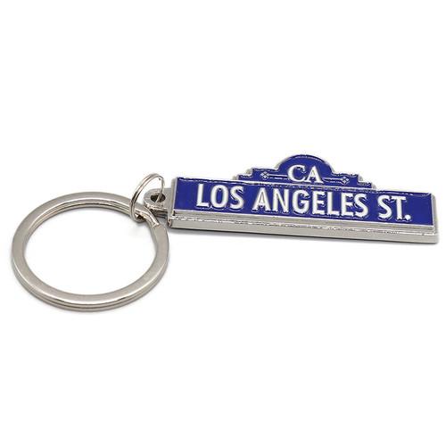 oem sgs metal promotional electroplating wholesale enamel keychain personalised keyring custom medal