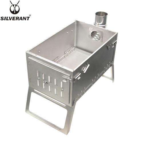 纯钛烧烤炉