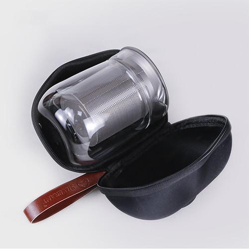 玻璃泡茶壶