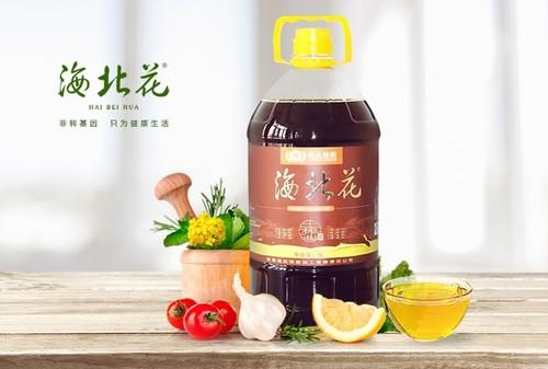 海北花高原传统压榨菜籽油