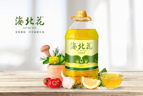 海北花高原清香压榨菜籽油