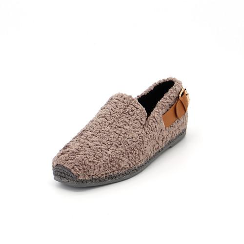 S/S 2020秋冬 女士休闲鞋 01912W 棕色