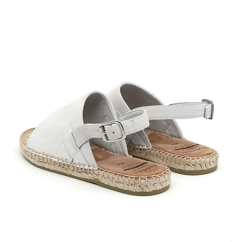 S/S 2020春夏 女士休闲凉鞋 01902W 浅灰色