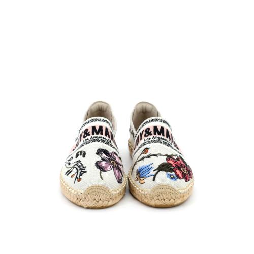 S/S 2021春夏 女士休闲鞋 01955W 米白色