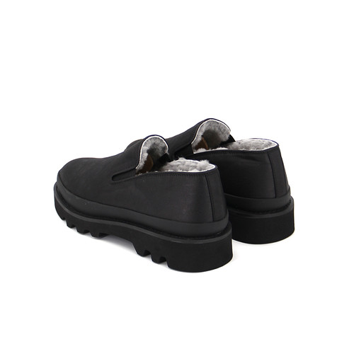 S/S 2020秋冬 男士休闲鞋 72158M 黑色