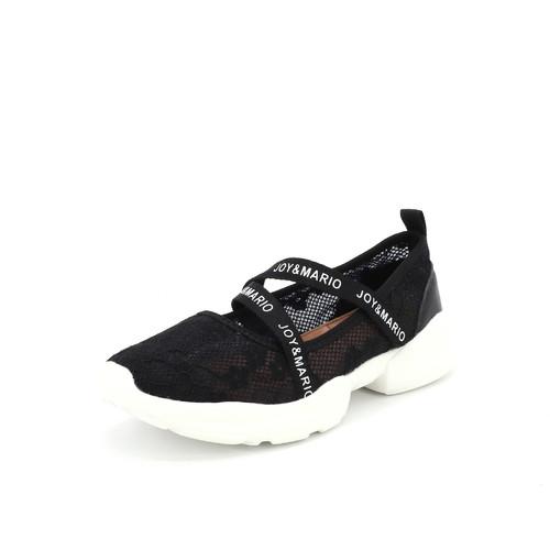 S/S 2021春夏 女士休闲鞋 76133W 黑色
