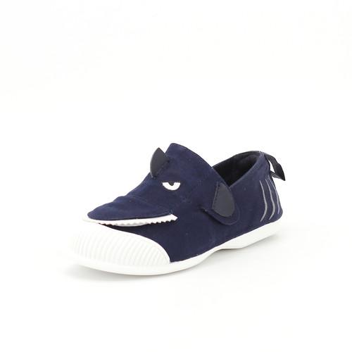 S/S 2020春夏 儿童休闲鞋  63189C 深蓝色