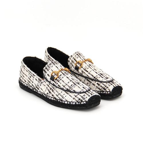 S/S 2020秋冬 女士休闲鞋 01923W 米白色