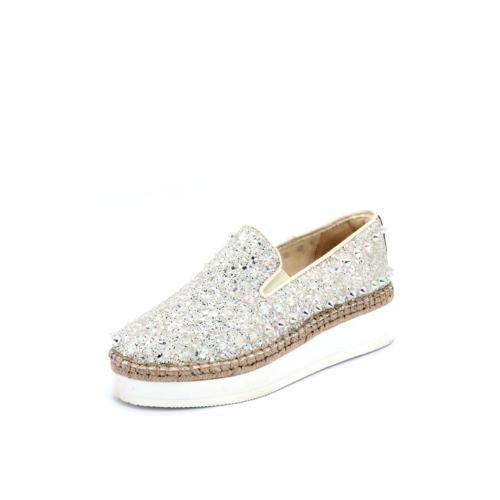S/S 2021春夏 女士休闲鞋 75028W 银色