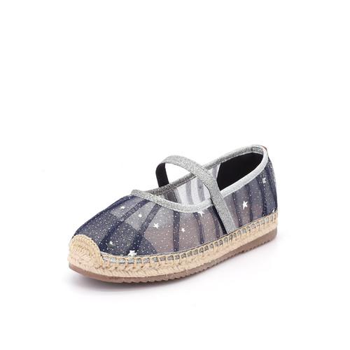S/S 2021春夏 女士休闲鞋 01958C 深蓝色